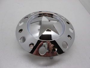 KMC Rock Star Custom Wheel Center Cap Chrome Finish 1000775