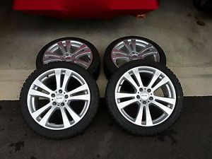 "18"" x 8 5"" Et 38 Rial DH Blizzak Winter Wheel Tire Package Audi A4 S4 A5 S5"
