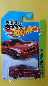 Hot Wheels 2014 Super Treasure Chevy Camaro Real Riders