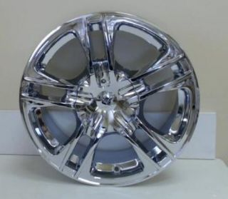"Verde Custom Wheels Protocol Chrome Wheel 16"" x 7"""
