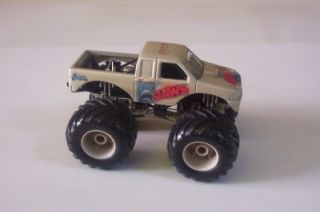 Bigfoot Jaws Monster Truck 1 64 Ford Pickup Loose Toy Shark Tampos