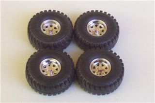 Ground Hawg Tires Wheels 4x4 GMC Truck High Roller 1 24