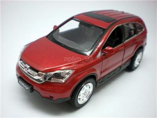 1 30 Sonic Diecast Model Car Honda CRV SUV with Lights
