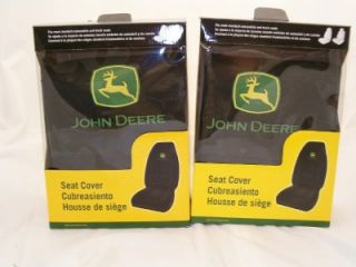 John Deere Bucket Seat Covers Universal Fit New Tractor