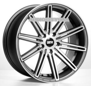 "19"" STR613 for BMW Wheels and Tires Staggered Rims 1 3 5 6 7 Series M3 M4 M5"