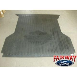 04 thru 14 F 150 Genuine Ford Parts Harley Davidson 5 5' Bed Mat
