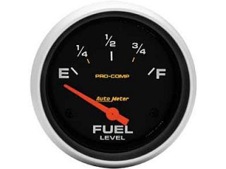 Auto Meter 5417 Pro Comp Fuel Level Gauge