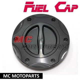 Billet Keyless Fuel Gas Cap BMW F650 CS M Daker GS M HP2 R850R R900RT