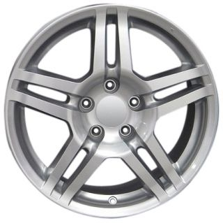 "17"" Silver TL Wheels Set of 4 Rims Fit Acura CL s TL s RL 3 5 RSX TL 3 2 TSX MDX"
