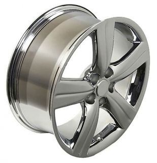 "18"" GS Wheels Chrome 18 x 8 Set Rims Fit Lexus"