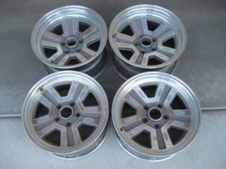 Set 4 Mitsubishi Starion Conquest 16 x 8 16x7 Staggered Wheels Rims Toyota