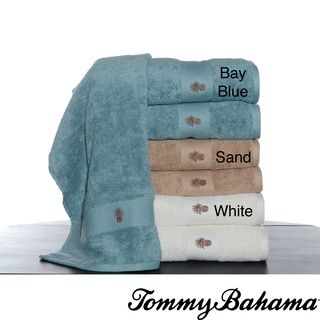 Tommy Bahama Embroidered Pineapple 6 piece Towel Set Tommy Bahama Bath Towels