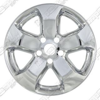 "2011 2012 JEEP GRAND CHEROKEE 18"" Chrome Wheel Skin Covers IWCIMP/348X"