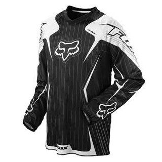 Fox Racing HC Jersey   2008   Large/Black Automotive