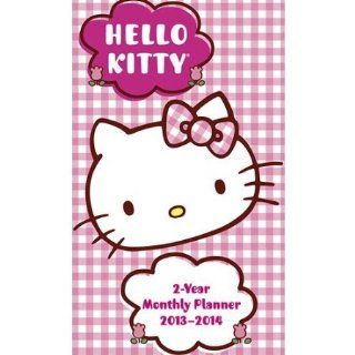 Hello Kitty Calendar   2 Year Monthly Pocket Planner 2013 2014   Wall Calendars