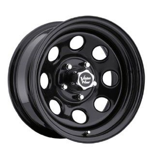Vision Soft 8 15 Black Wheel / Rim 6x5.5 with a 19mm Offset and a 108 Hub Bore. Partnumber 85 5883NS Automotive