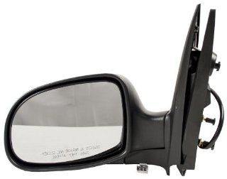 OE Replacement Ford Windstar Driver Side Mirror Outside Rear View (Partslink Number FO1320117) Automotive