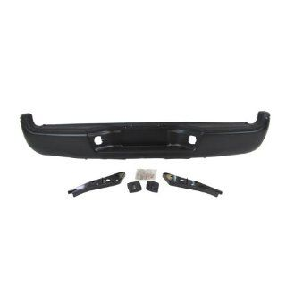OE Replacement Toyota Tacoma Rear Bumper Assembly (Partslink Number TO1103114) Automotive