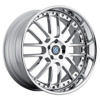 Beyern Henne 22 Chrome Wheel / Rim 5x120 with a 11mm Offset and a 72.56 Hub Bore. Partnumber 2290BYH115120C72 Automotive