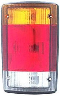 OE Replacement Ford Econoline Passenger Side Taillight Assembly (Partslink Number FO2801115) Automotive