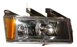 OE Replacement Chevrolet Colorado/GMC Canyon Pickup Passenger Side Headlight Assembly Composite (Partslink Number GM2503234) Automotive