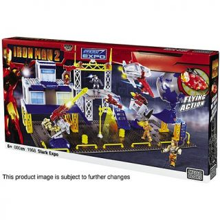 Iron Man 2 Stark Expo Playset by MEGA Bloks