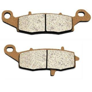 2002 2005 Kawasaki KZ1000 (Police) Sintered HH Front Left Brake Pads Automotive
