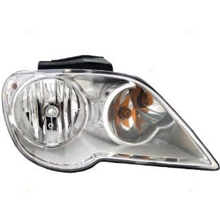OE Replacement Chrysler Pacifica Passenger Side Headlight Lens/Housing (Partslink Number CH2519120) Automotive