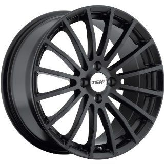 TSW Mallory 15 Black Wheel / Rim 4x100 with a 40mm Offset and a 72 Hub Bore. Partnumber 1565MAL404100B72 Automotive