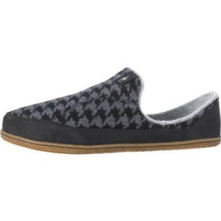 SMARTWOOL PIGS IN A BLANKET SLIPPERS   MENS   9   HOUNDSTOOTH BLACK Shoes