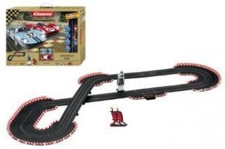 Carrera USA Digital 124, Sports car Duel including Wireless Race Car Set Toys & Games