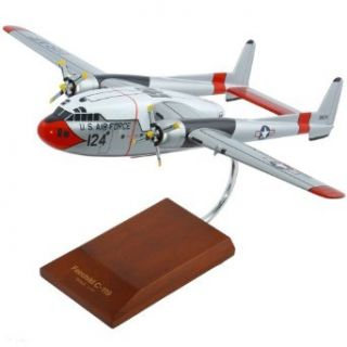 C 119G Flying Boxcar   1/72 scale model Toys & Games
