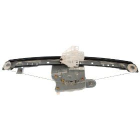 Dorman 741 132 Chrysler Pacifica Rear Driver Side Power Window Regulator with Motor Automotive