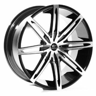 MUM Sports JS 08   22 inch Chrome Wheels Rims (22x9.5 6x135/139.7 ET+30) Automotive