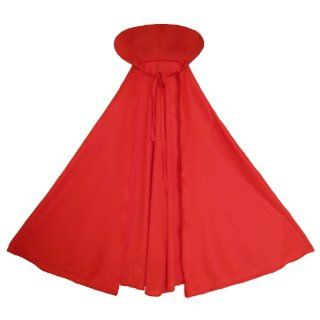 SeasonsTrading Child Red Vampire Cape ~ Halloween Children Red Cape (STC11524) Toys & Games
