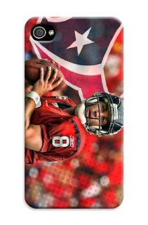 NFL Houston Texans Digital Design Samsung Galaxy S4/samsung 9500/i9500 Case Cell Phones & Accessories