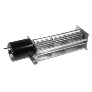 Fasco B22510 Direct Drive Free Air Output Transflo Blower with Sleeve Bearing, 3100rpm, 115V, 50/60Hz, 1amps, 153 CFM
