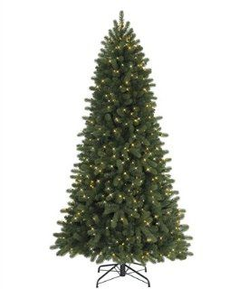 7' Tree Classics Sherwood Spruce Artificial Christmas Tree   LED