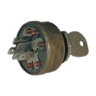 Stens 430 173 Starter Switch Replaces Troy Bilt 1754250P Hustler 045898 Exmark 1 543070 AYP 158913 Husqvarna 532 15 89 13 Troy Bilt 1754250 Briggs & Stratton 490066  Lawn And Garden Tool Accessories  Patio, Lawn & Garden