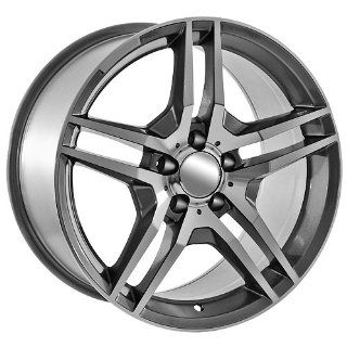 18 Inch Mercedes Benz Wheels Rims fits AMG Models C63 E63 CLK63 S63 Automotive