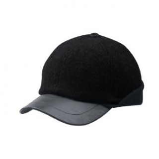 Men's Wool Cap with Warmer Flap 12530080 Clothing