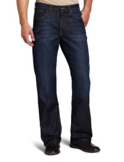 Lucky Brand Men's 181 Relaxed Straight Leg Jean in Lip Service Clothing