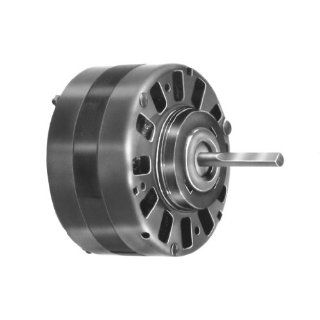 "Fasco D176 5"" Frame Open Ventilation Shaded Pole Direct Drive Blower Motor with Sleeve Bearing, 1/10 1/20 HP, 1050rpm, 115V, 60Hz, 3.9 1.7 amps, CW Rotation"