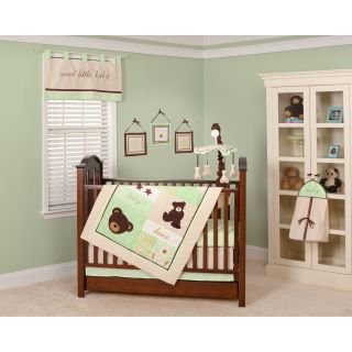 Baby Bear 10 piece Crib Bedding Set   Baby Bedding Sets