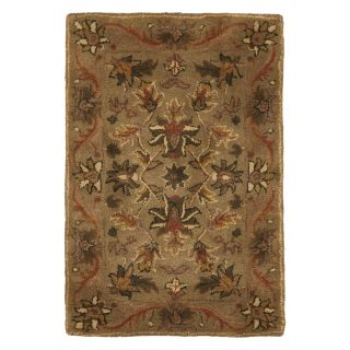 Safavieh Antiquities AT52A Area Rug   Sage/Gold   Area Rugs