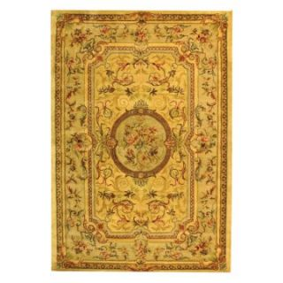 Safavieh Bergama BRG168A Area Rug   Light Gold/Beige   Area Rugs