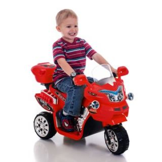 Lil Rider FX 3 Wheel Battery Powered Bike   Red   Battery Powered Riding Toys