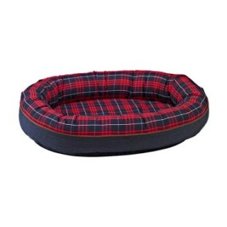 Bowsers Diamond Series Cotton Designer Orbit Pet Bed   Dog Beds