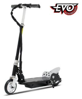 Evo 120 Watt Electric Scooter Riding Toy   Kids Scooters
