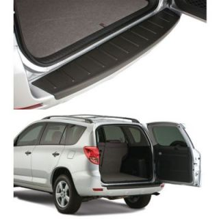 2006 2008 Toyota RAV4 Bumper Step Pad   Bushwacker, Direct fit, Textured black